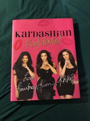 Kardashian Fashion Book for Sale in St. Louis, MO