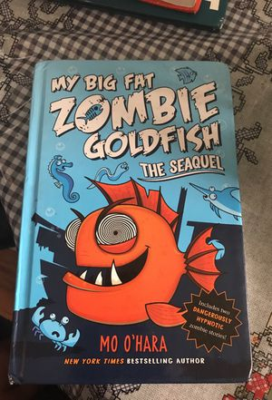 My big fat zombie goldfish chapter book for Sale in Huntington Beach, CA