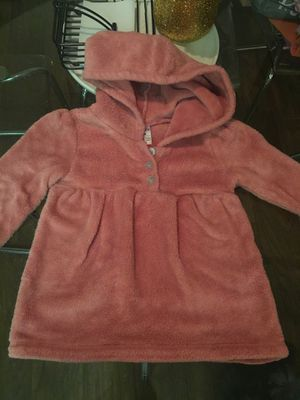 Cartera plush pink pullover hoody for Sale in Irvine, CA