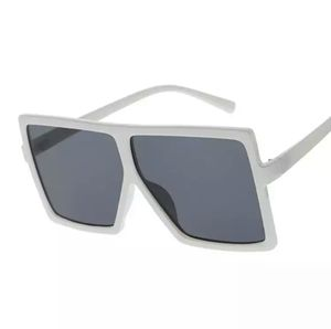 Bold Face Sunglasses White for Sale in Savannah, GA