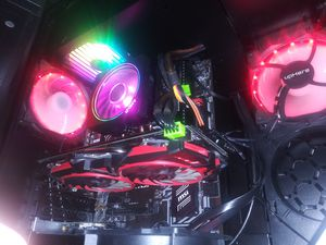Very fast gaming computer (PC only) for Sale in Cape Coral, FL