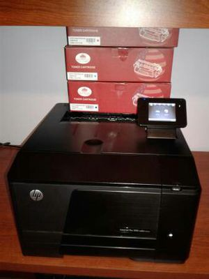 HP laser jet pro 200 color printer for Sale in Austin, TX