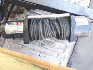 Rugged winch for Sale in Houston, TX