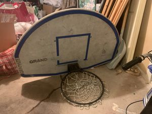 Basketball hoop! Great for mounting anywhere ! Can be cleaned for Sale in Kirkland, WA