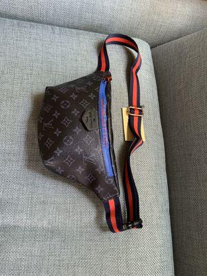 Louis Vuitton waist chain fanny belt bag pack handbag purse wallet gold brass sunglasses case clutch tote messenger cross body gym bag for Sale in San Diego, CA