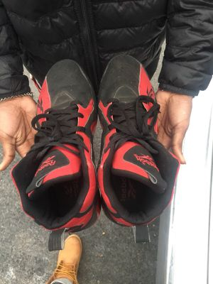 Reebok kamikaze size 12 for Sale in Forest Heights, MD
