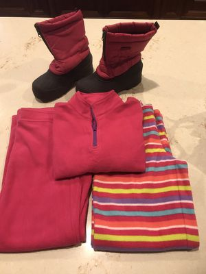 Kids winter clothing for Sale in Valrico, FL