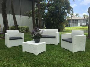 Patio-Outdoor-Italian Furniture NEW for Sale in Hialeah, FL