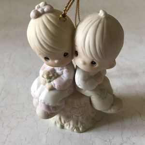 Precious Moments Ornament-1989-Love One Another for Sale in Baltimore, MD
