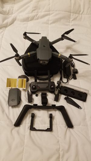 Dji Mavic Pro Drone Bundle for Sale in Houston, TX