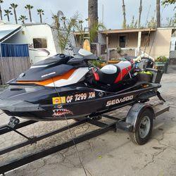 2012 Seadoo Gti 155 Se for Sale in Newport Beach,  CA