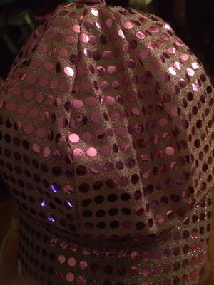 Pink Glitterly Hat for Sale in Jennings, MO