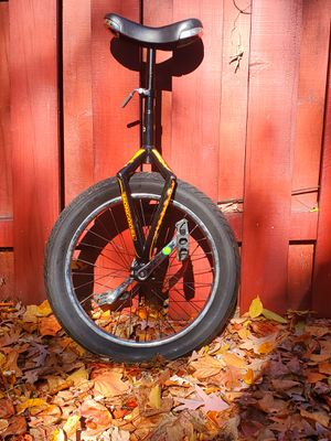Mongoose Squid Unicycle (20-Inch Chopper Wheel) for Sale in Fairfax, VA