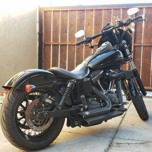 2015 Harley Dyna Street Bob for Sale in Artesia, CA