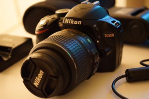 Nikon D3200 bundle for Sale in San Diego, CA
