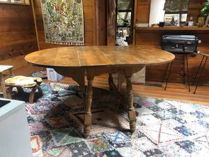 Vintage 1960s Round Dinning Room Table for Sale in Los Angeles, CA