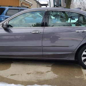 2014 Honda Accord Hybrid Touring with Navigation, Window Etching, Adaptive cruise control, Heated Seats, Side Mirror & Rear View Camera and more for Sale in Warrenville, IL