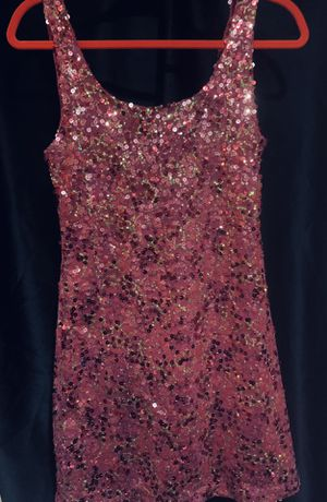 Stunning Sequined Mini Dress for Sale in Hayward, CA