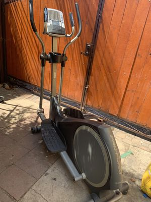 Big exercise bicycle in good working conditions. Works perfectly fine for Sale in Vernon, CA