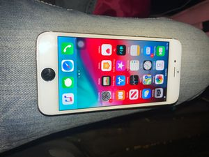 WILL ACCEPT FIRST BEST OFFER iPhone 6 gold 64 gb with latest iOS 12 update for Sale in Hermitage, TN
