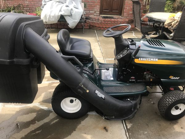 Tractor para cortar Sacate