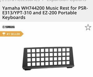 Yamaha Keyboard Accessory for Sale in Huntington Beach, CA