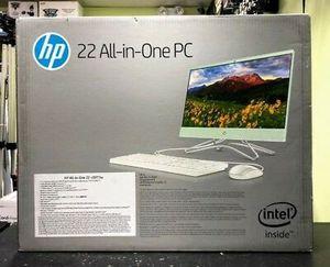 HP 22 inch all-in-one pc desktop for Sale in Austin, TX