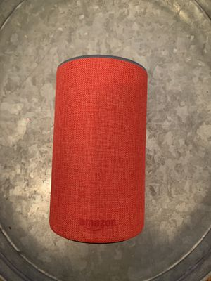Amazon Echo 2nd generation **limited red for Sale in Atoka, OK