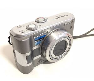 Panasonic Lumix Dmc-lz5 6.0mp Digital Camera - Silver - Works Great!! for Sale in Conway, AR