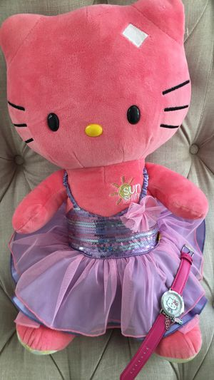 Hello Kitty stuffed animal for Sale in Chino, CA