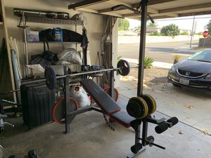 Weider Pro for Sale in Huntington Beach, CA