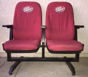 Dr Pepper Theatre Seats for Sale in Fresno, CA