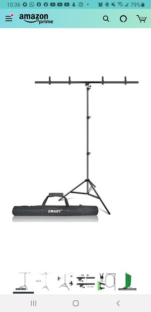 Backdrop Stand for Sale in Hagerstown, MD