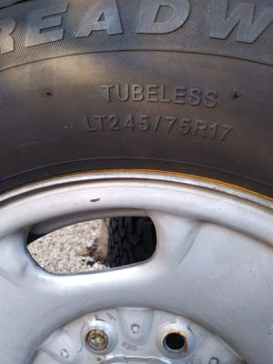 Tire for Sale in Homestead, FL