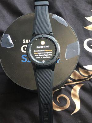 New Samsung gear s3 frontier for Sale in Gardena, CA