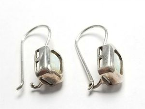 Women's Sterling Silver 925 Earrings with Color Stones #81727 for Sale in Lawrence, NY