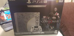 Ps4 version God of War for Sale in Rockville, MD