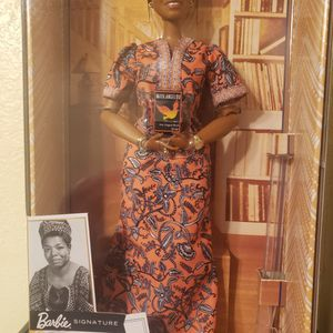 Barbie Maya Angelou Doll for Sale in Fort Worth, TX