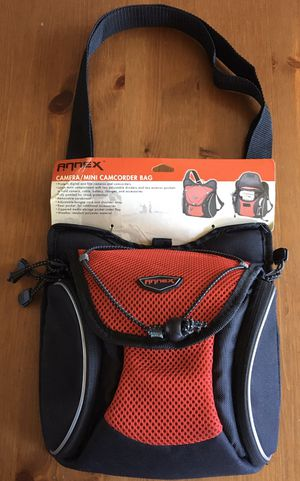 (NEW) ANNEX CAMERA/MINI CAMCORDER BAG for Sale in Compton, CA