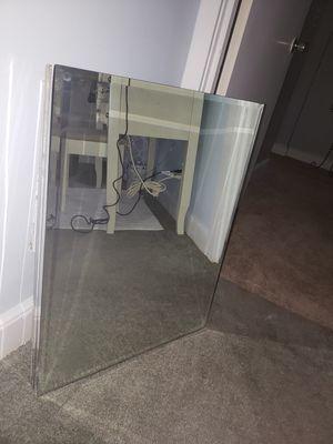 Heavy mirrored vanity cabinet for Sale in Sudbury, MA