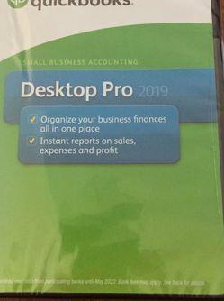 QuickBooks Desktop Pro For Mac and Windows for Sale in Boynton Beach,  FL