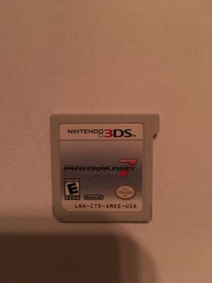 Nintendo 3ds Mario kart 7 for Sale in Visalia, CA