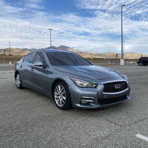 2015 Infiniti Q50 for Sale in Carson, CA