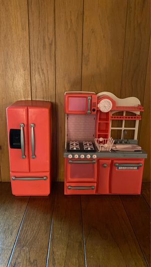 Our Generation doll toy kitchen (pending pick up) for Sale in Oak Lawn, IL