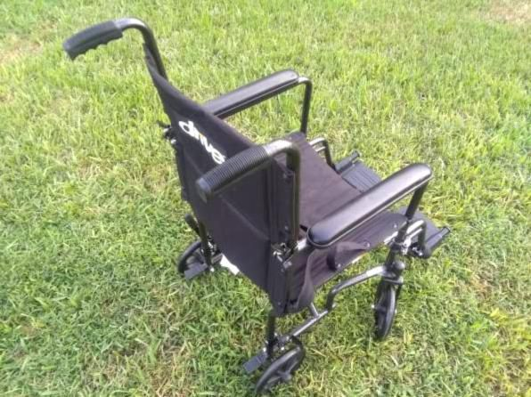 Wheelchair drive silver sports II Junior Childrens