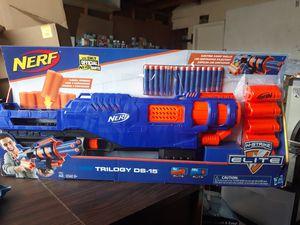 Nerf N strike Elite gun for Sale in Las Vegas, NV