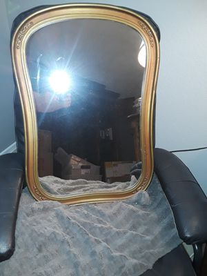 Gold Framed Mirror for Sale in Laguna Hills, CA