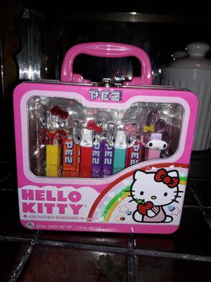 New hello kitty collectible dispenser for Sale in Manassas, VA