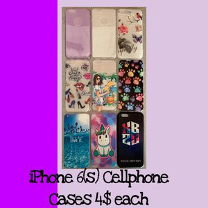 iPhone 6(s) Cellphone Cases for Sale in Victorville, CA