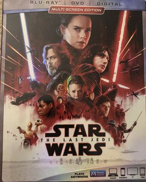 Star Wars: The Last Jedi for Sale in Knightdale, NC